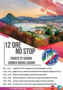 Calcio a 5 AMF: 12 Ore No Stop Sabato 22 Giugno alla Reseghina!