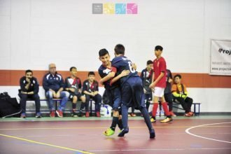 Calcio a 5 AMF: AS Breganzona e Team Ticino 2^ e 3^ alla Carnival Cup C13 2019 !